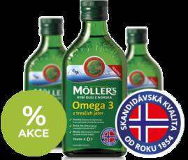 AKCE MĚSÍCE s Möller's