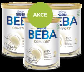 AKCE měsíce s BEBA Comfort