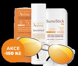Slunné a zdravé léto s AVENE